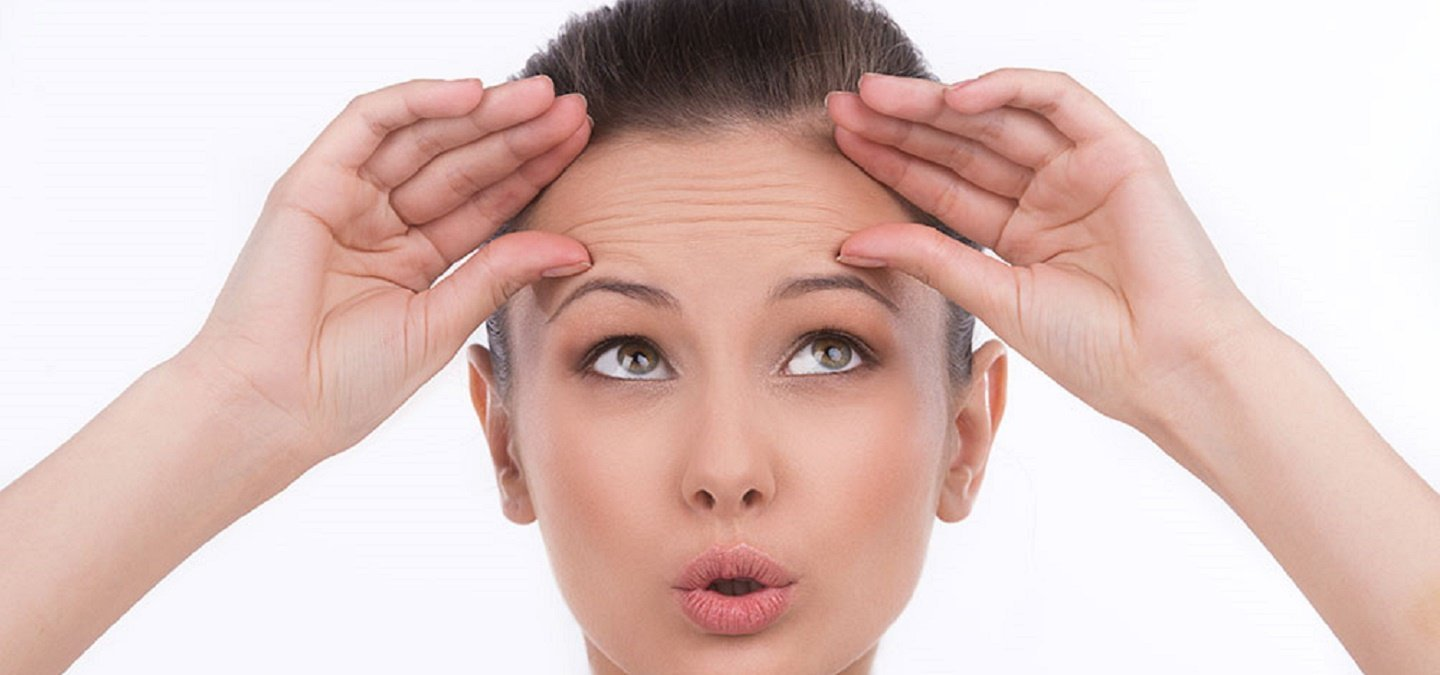 You Wont Believe What Pressing Your Forehead For 45 Seconds A Day