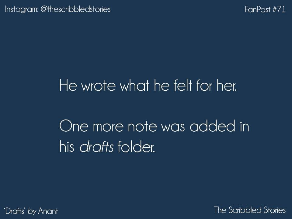 20 Scribbled Stories That Perfectly Describe The Complexities Of Love