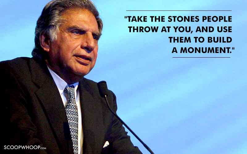 Image result for ratan tata QUOTES