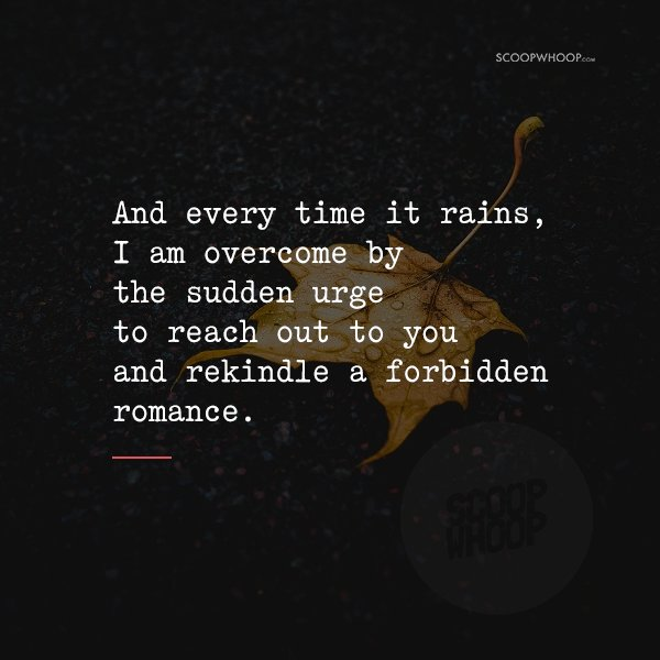 25 Short Poems About Love In The Time Of Rain That Will ...