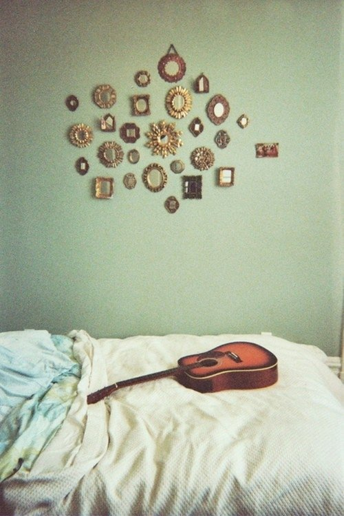 48 Easy Ideas To Decorate That Boring Wall Revamp Your Bedroom In Delectable Wall Decor Ideas Bedroom