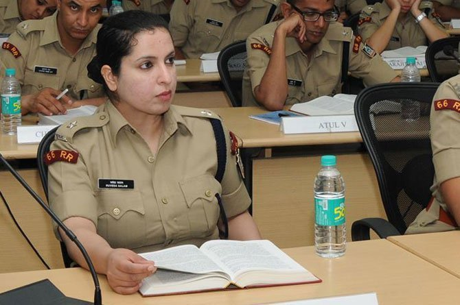 youngest ips officer male