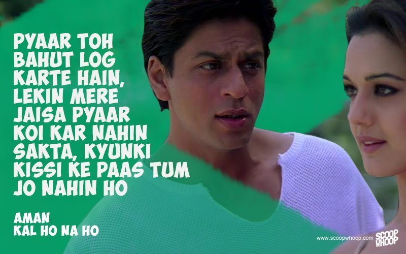 And That's How You Ask Someone Out In Bollywood Movies