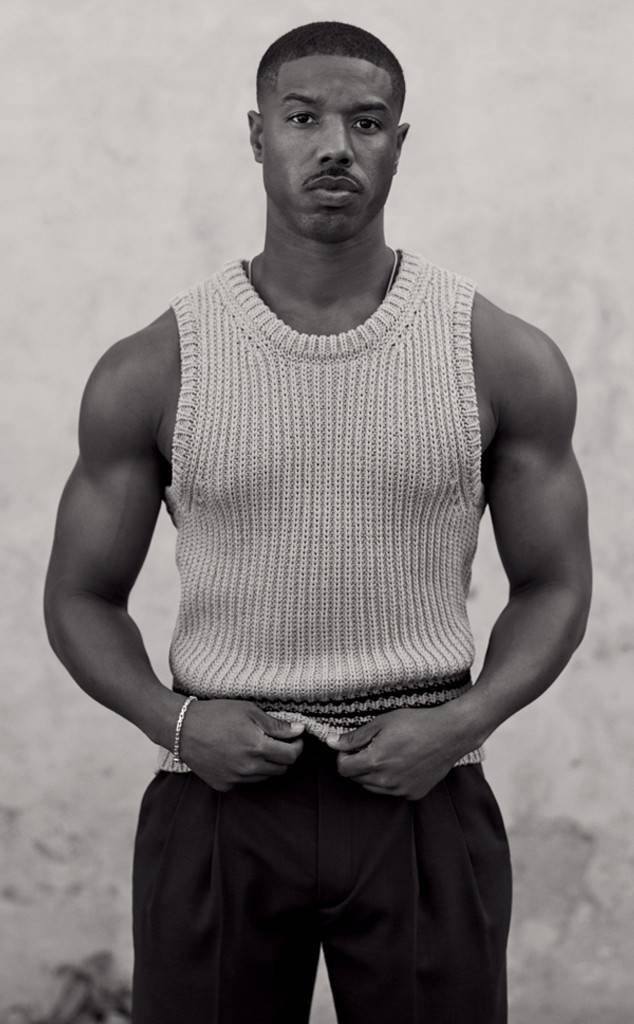 These 15 Pictures Of Michael B Jordan Prove He Is The Only Creed We Want To Believe In