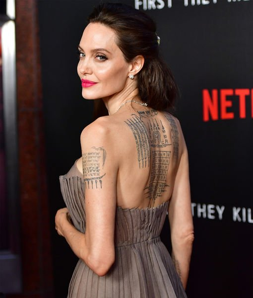 These 30 Celebrities Tattoos The Meanings Behind Them