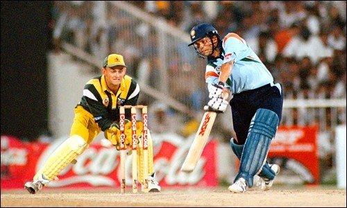 Sachin Tendulkar against Australia