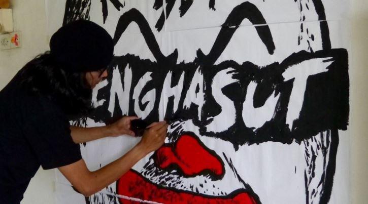 Fahmi Reza Kuasasiswa March