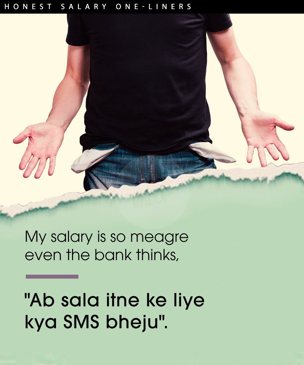 15 Honest Quotes About Low Salary That Will Hit Home & Hard