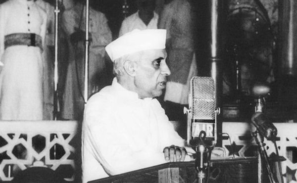 nehru children speech The language required to motivate and persuade in political speeches is a  nehru spoke to the  i have a dream that my four little children will one day.