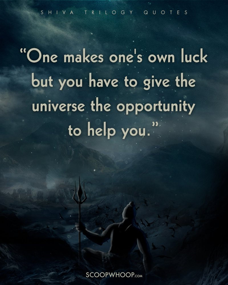 Best Bet Auto >> 24 Quotes From The Shiva Trilogy That'll Make You See Good ...