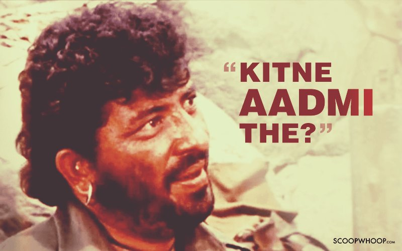 20 timeless dialogues from sholay that make it the epic drama that it is