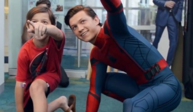 You Won't Believe How Tom Holland Found Out He'd Been Cast