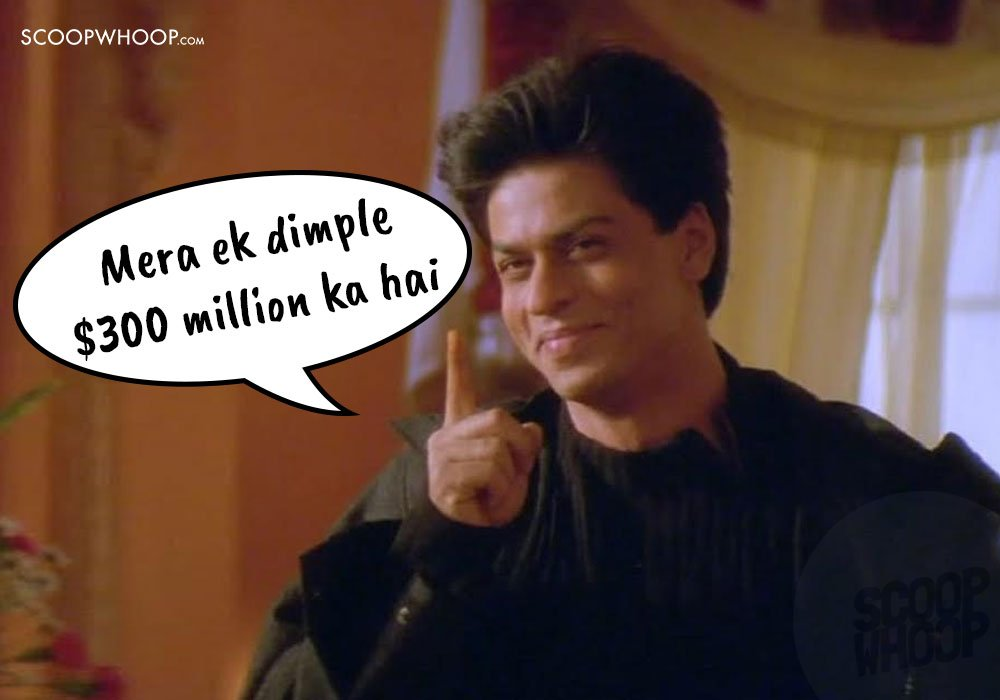 TIL SRK Isn't The Richest Actor In The World  It's