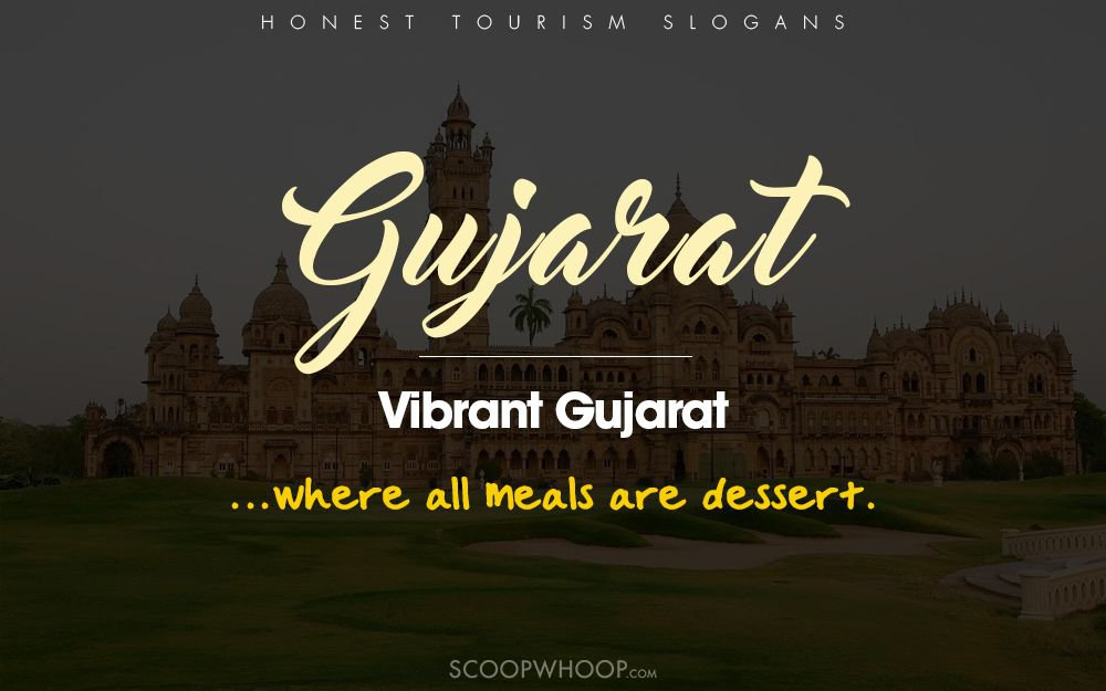 These Brutally Honest Tourism Taglines For Indian States