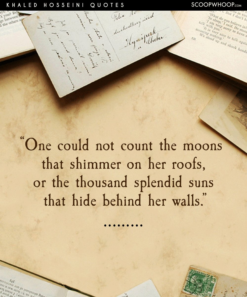 heart touching quotes : A Thousand Splendid Suns