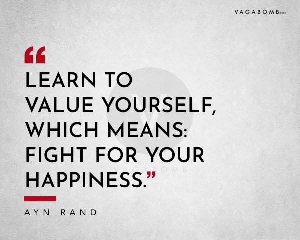 12 Great Quotes By Ayn Rand That Will Make You See The World