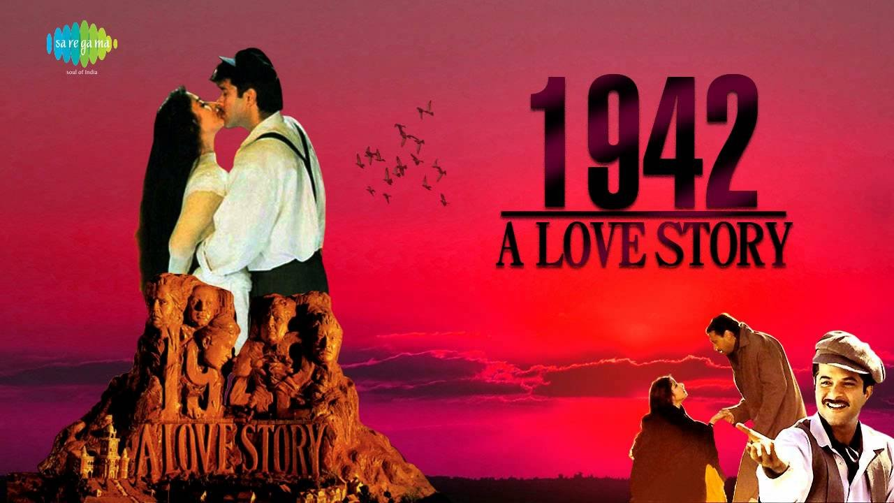 24 Years On 1942 A Love Story Remains One Of The Finest Albums To Come Out Bollywood