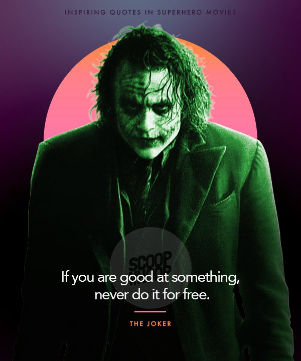 Most Quoted Movie Lines Ever: 20 Inspiring Quotes From Superhero Movies That Will Make
