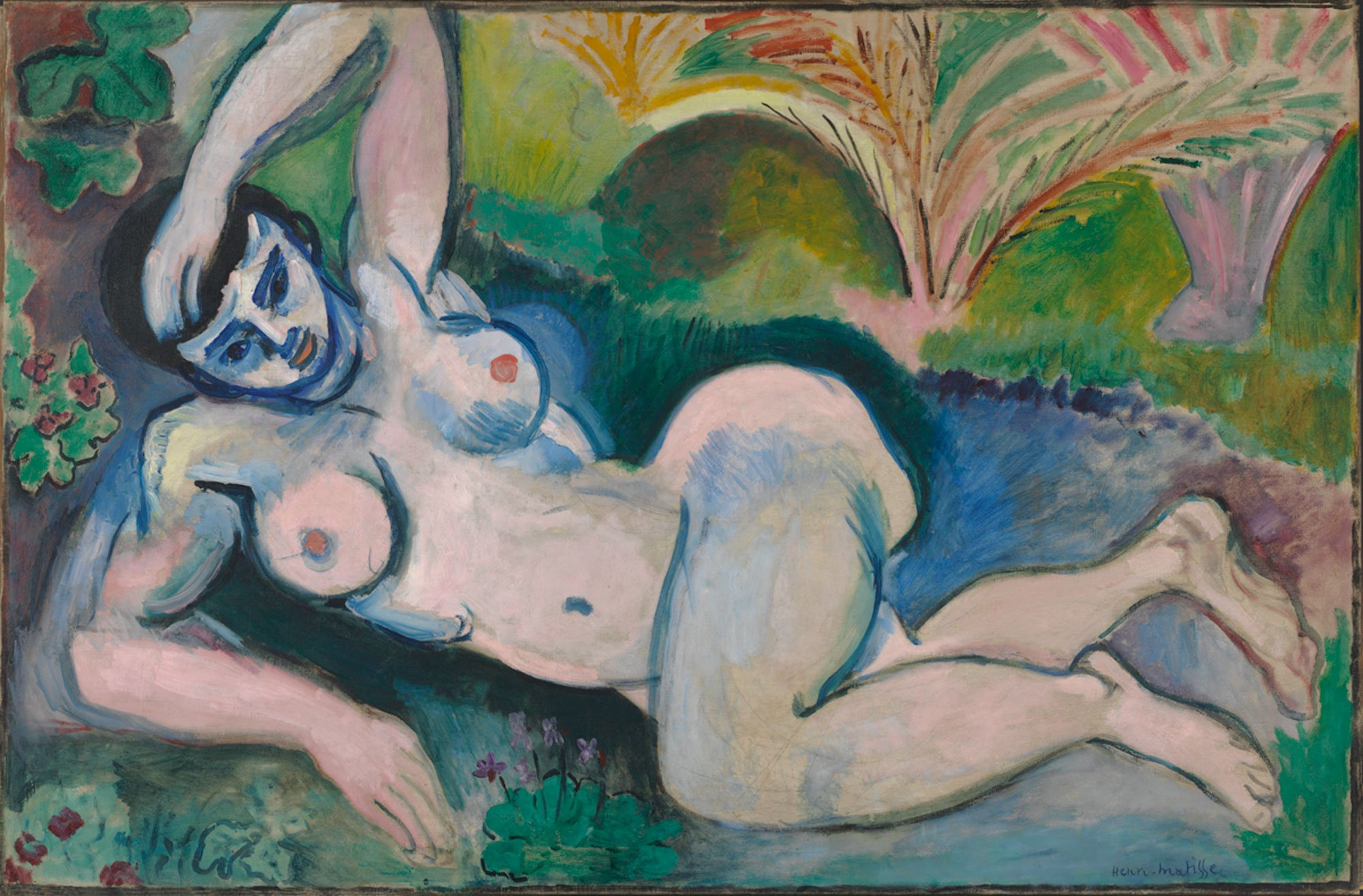 The Female on Canvas: 10 Female Nudes Which Changed Art History for the Better