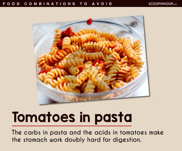 Tomatoes in Pasta