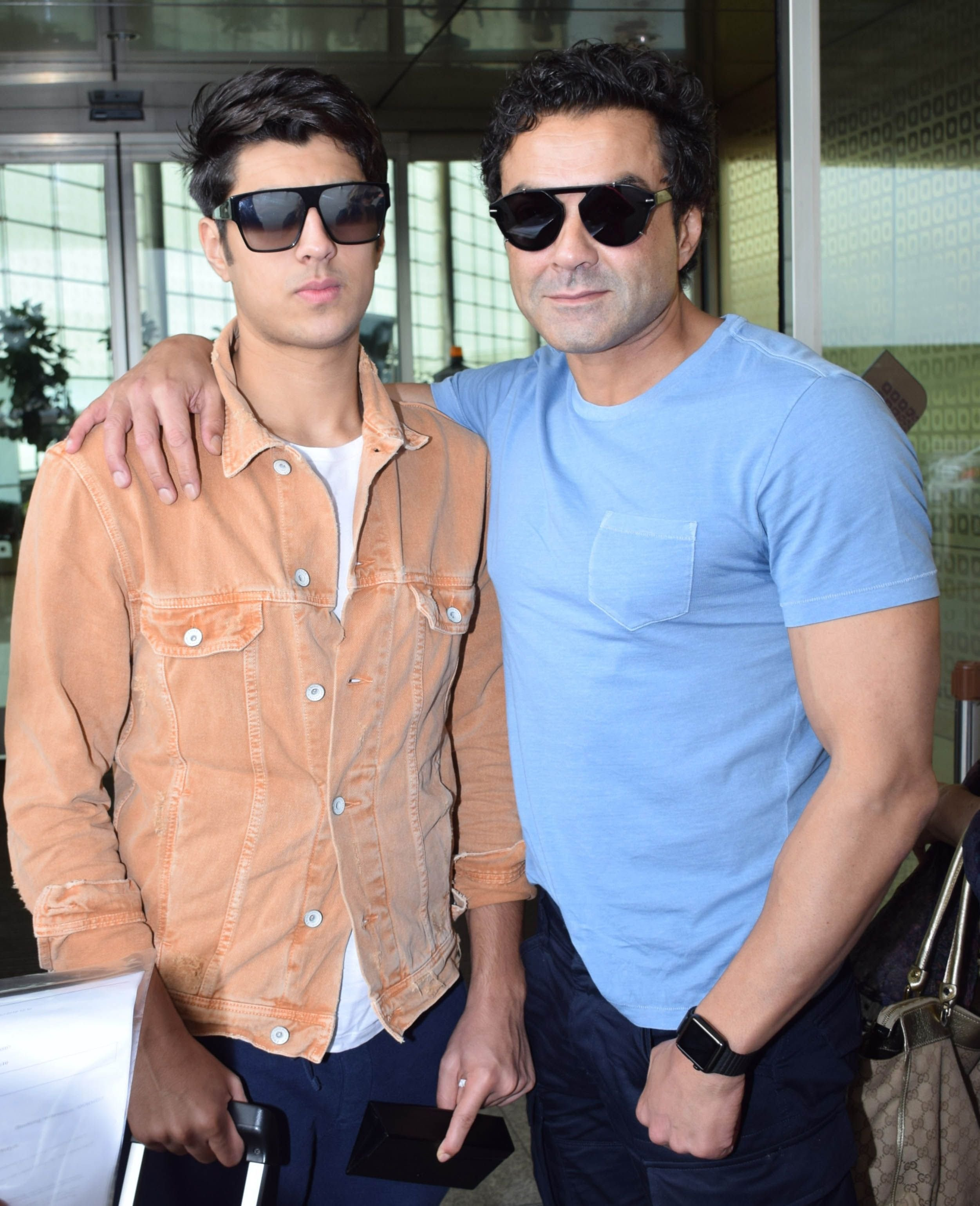 Bobby Deol Son Pic