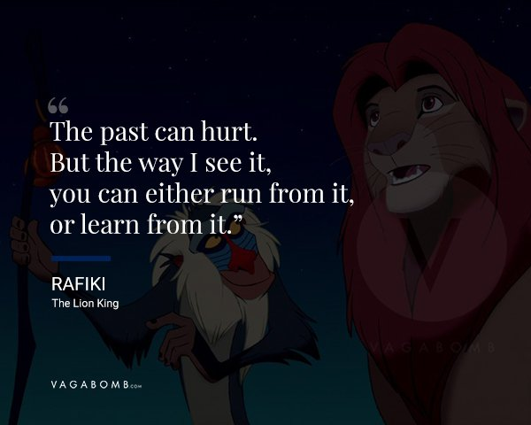 20 Beautiful Quotes From The Disney Films That Are Perfect