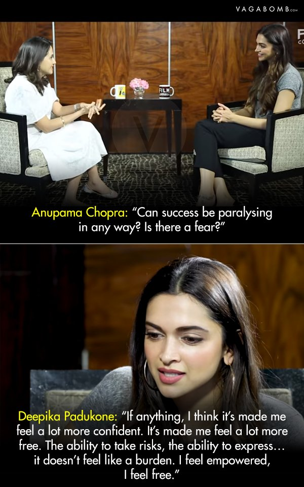 'Remember Your Roots': Deepika Padukone in an Inspiring ...