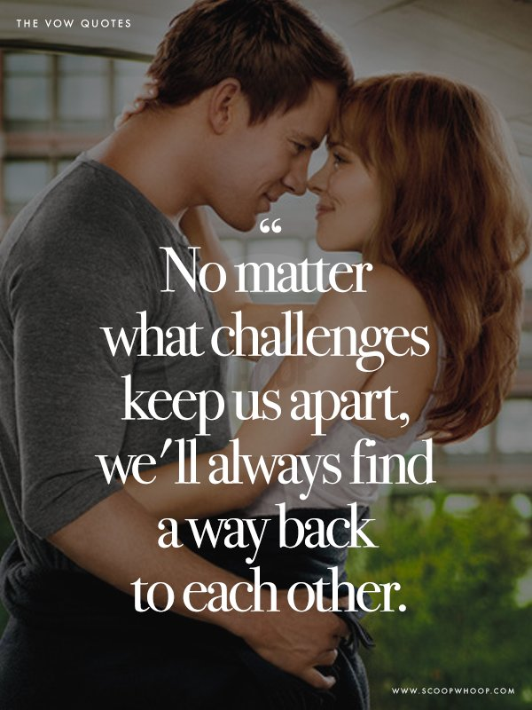 These Quotes From The Vow Show That True Love Will Always Find A