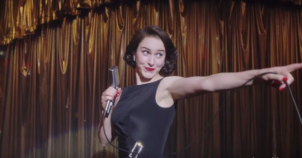 Everyone's Favourite Stand-Up Comedian Is Back With 'The Marvelous Mrs. Maisel' S3 Teaser