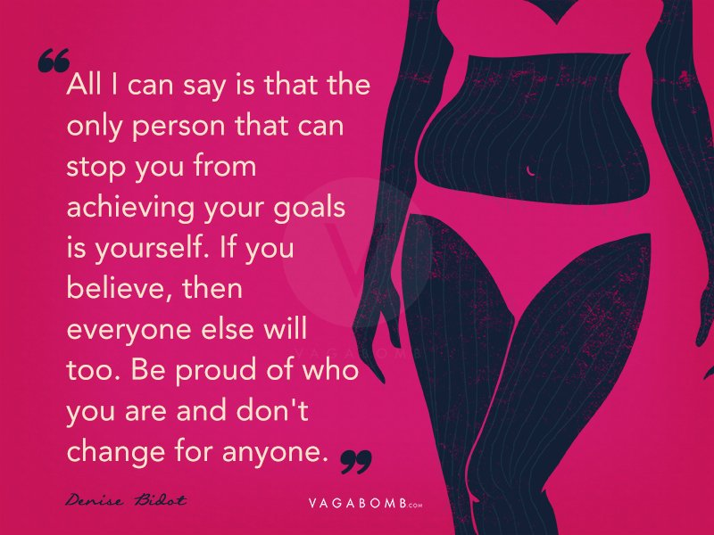15 Quotes By Plus Sized Women On Loving Their Bodies Thatll Remind