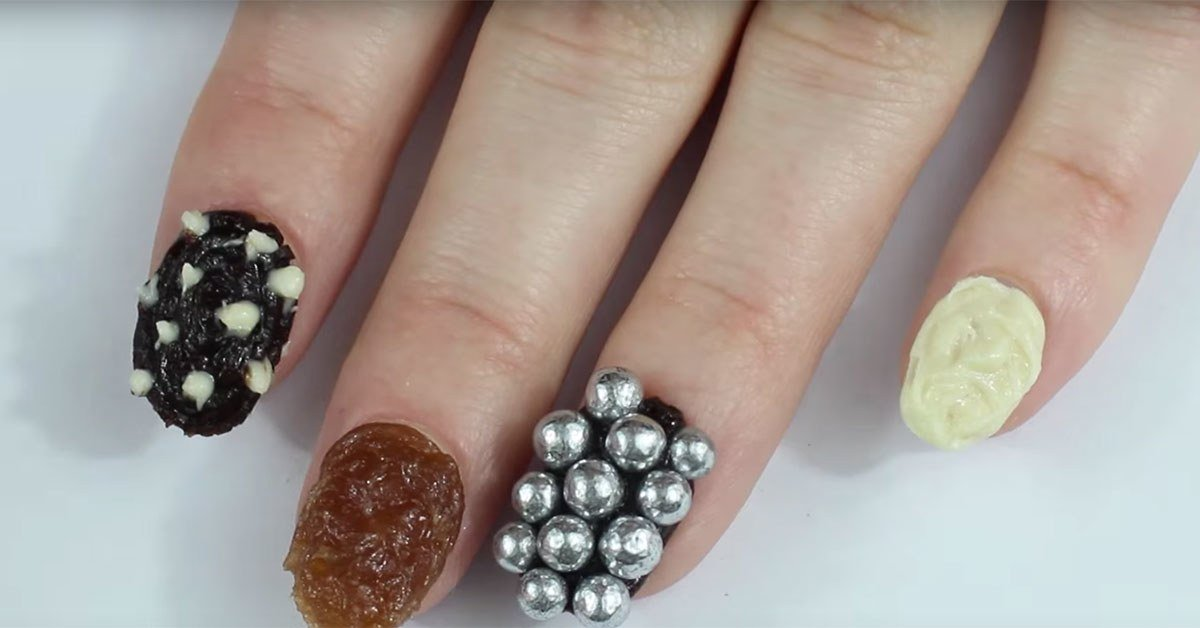 If You\'re A Nail-Biter, You Might Want To Get These Edible Chocolate ...