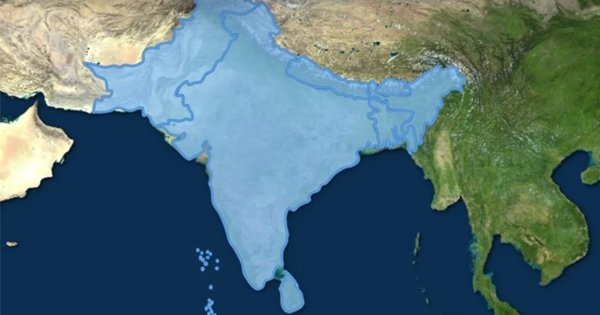 If All 7 Nations Of The Indian Subcontinent Were 1 Country, This Is How Things Would Turn Out