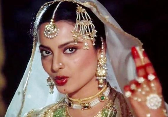 From Being Sexualised At An Early Age To Tragic Relationships, Rekha Overcame The -6203