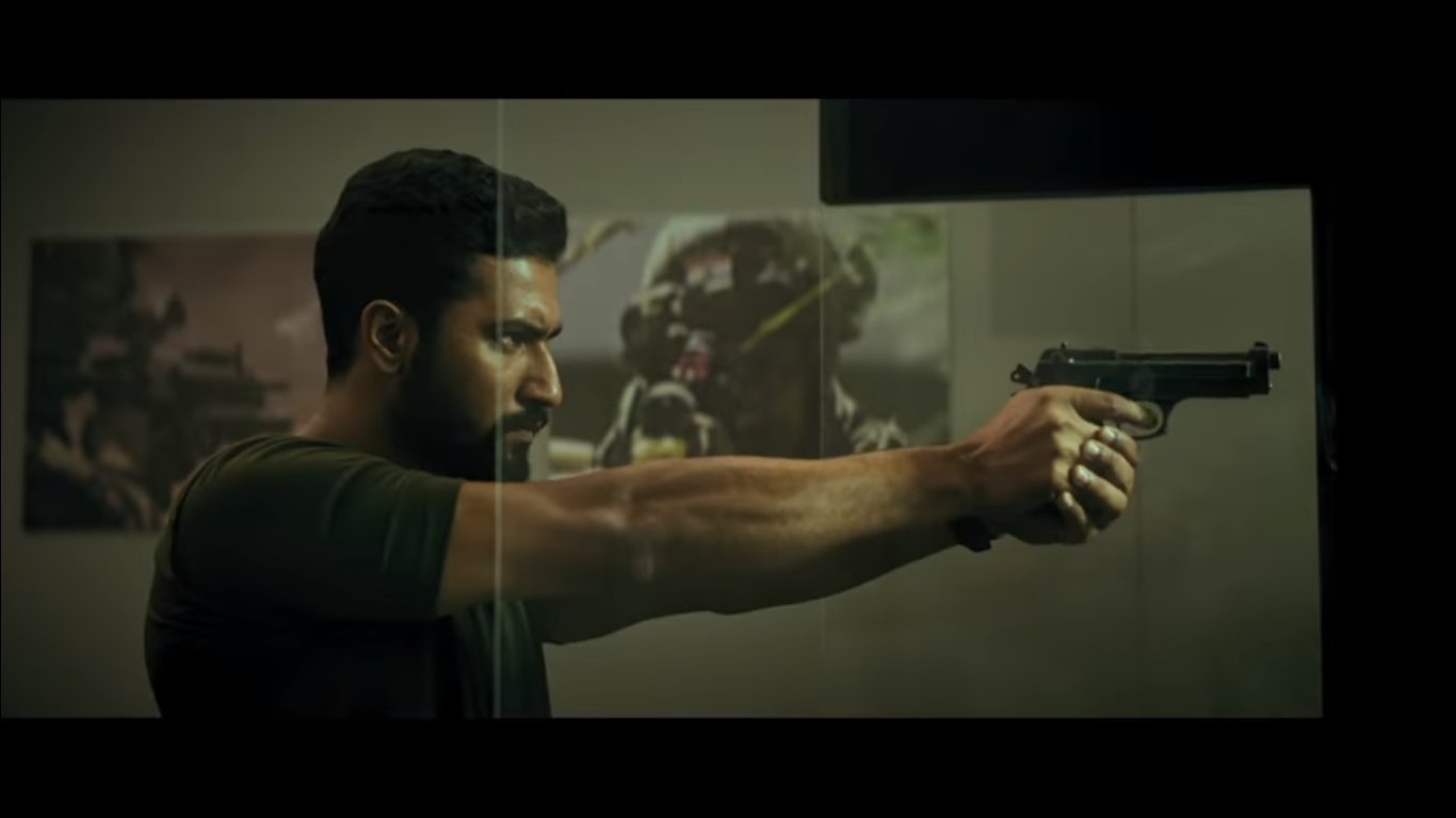 Vicky Kaushal Looks The Part In This Intense Trailer Based On The