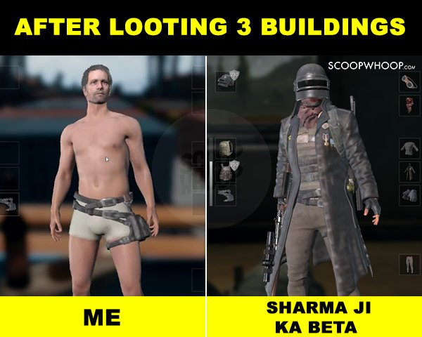 14 Desi Style Pubg Memes That Are Way Too Real