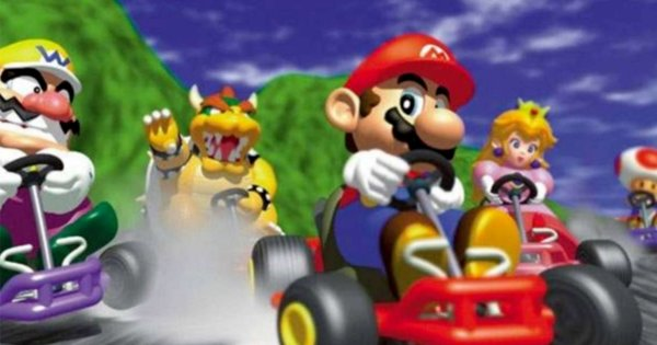 Mario Kart Is Finally Coming To Android & iOS This Year & Nostalgia Is Hitting Us Hard
