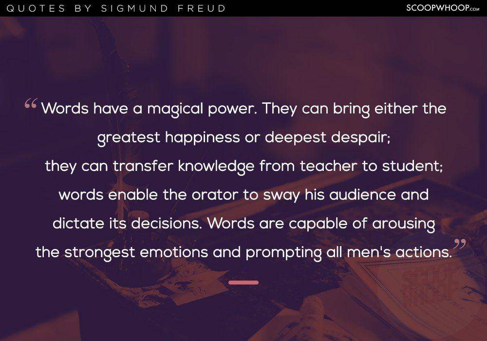 15 Quotes By Sigmund Freud That Will Inspire You To Understand