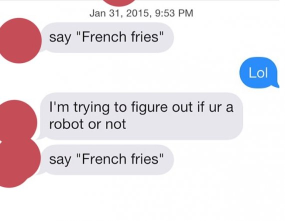 20 Tinder Pick-Up Lines That Are So Bad, They're Begging For A Left