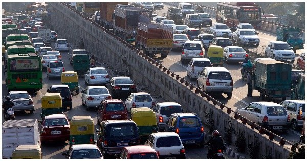 More Congestion On Weekends, 8 AM-8 PM Jams, This Study Reveals The Horrors Of Delhi Traffic