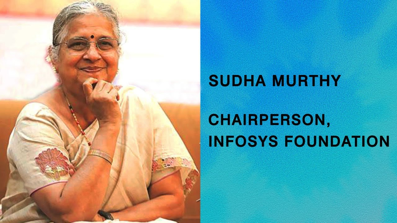 Author And Infosys Chairperson Sudha Murty Was Called