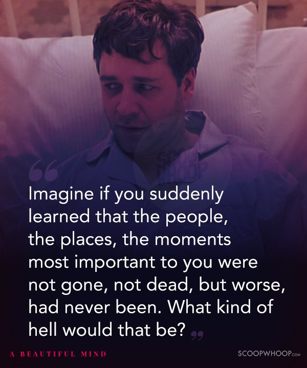 20 Quotes From A Beautiful Mind That Capture The Heartbreaking