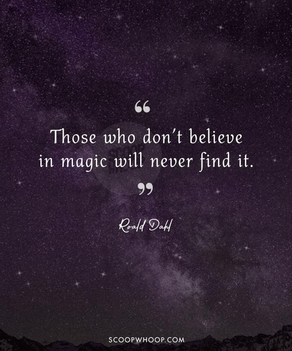 16 Magical Quotes That Will Take You On A Whimsical ...