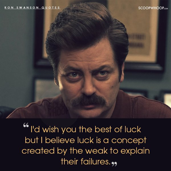 17 Quotes By Ron Swanson From \'Parks & Rec\' That Are ...