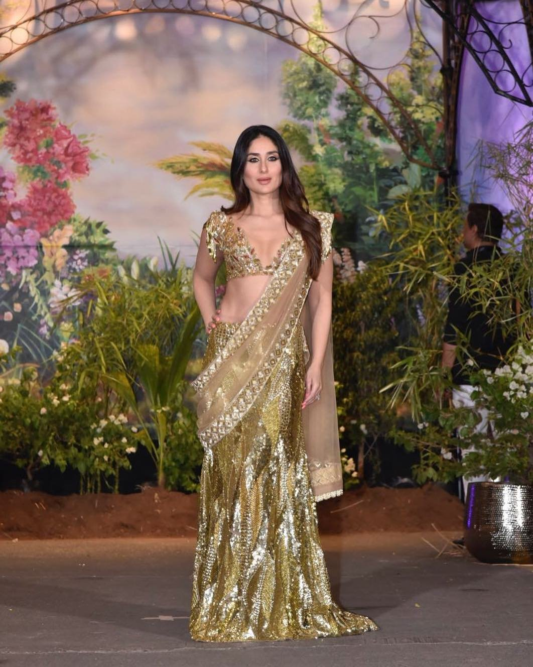 This Is How You Can Reinvent The Saree With Some Inspiration From Bollywood