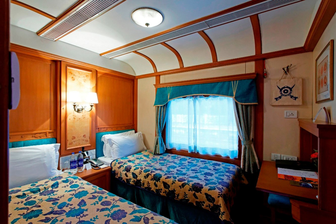 6 Of The Most Luxurious Trains In India That Are Basically Palaces On Wheels