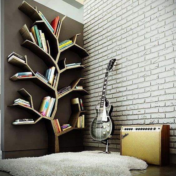 Diy Bookshelves Ideas