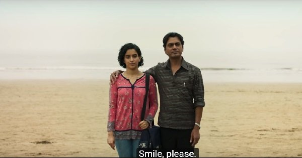 Nawaz & Sanya Are An Unlikely Pair In 'Photograph', A Love Story That 'Develops' Slowly