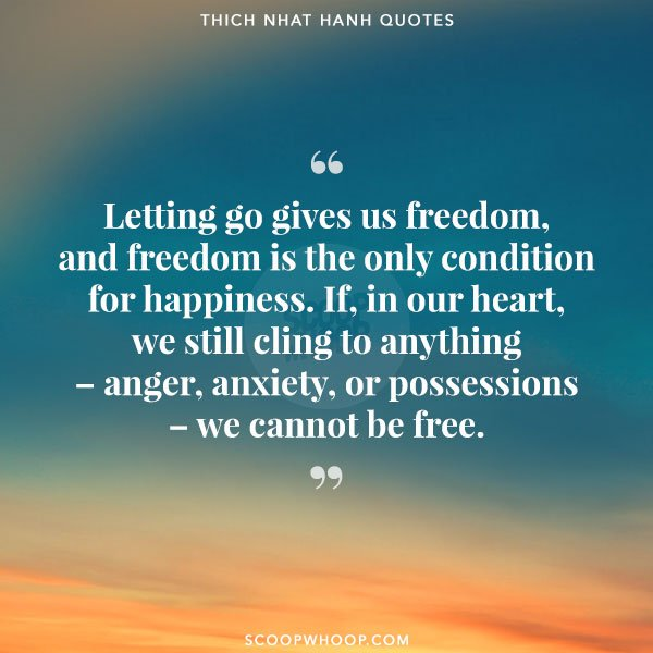 100 Great Inspirational Quotes About Letting Go Of Anger