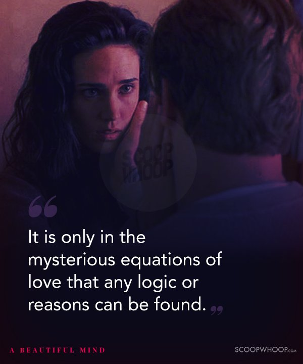mysterious equations of love