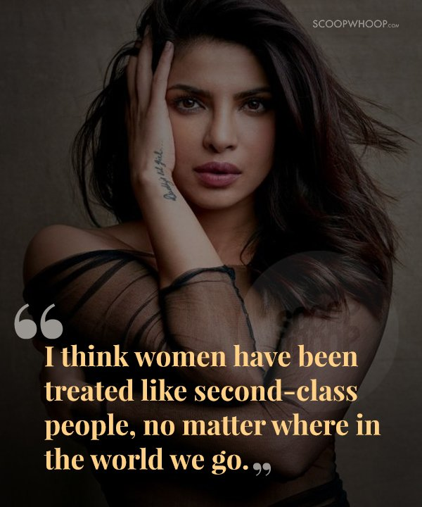 20 Quotes By Priyanka That Will Resonate With Every Strong